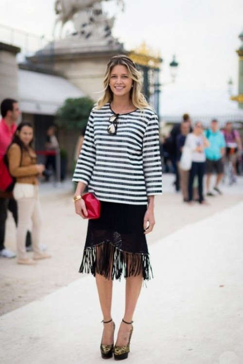 3 Tips And 17 Cool Examples To Style A Statement Bag For Fall
