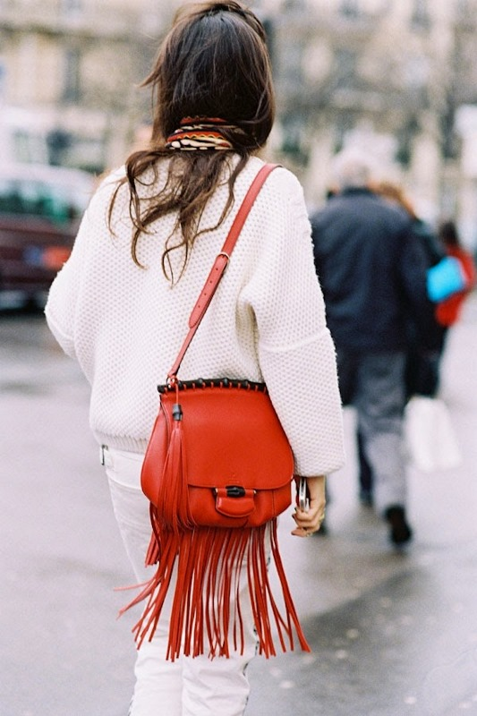 Picture Of 3 tips and 17 cool examples on how to style a statement bag for fall  2