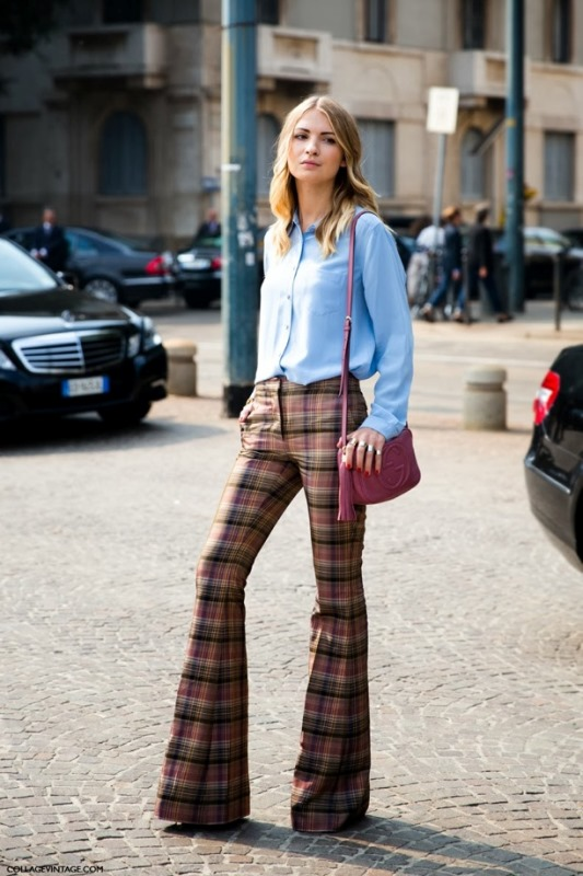 Picture Of 3 tips and 17 cool examples on how to style a statement bag for fall  7