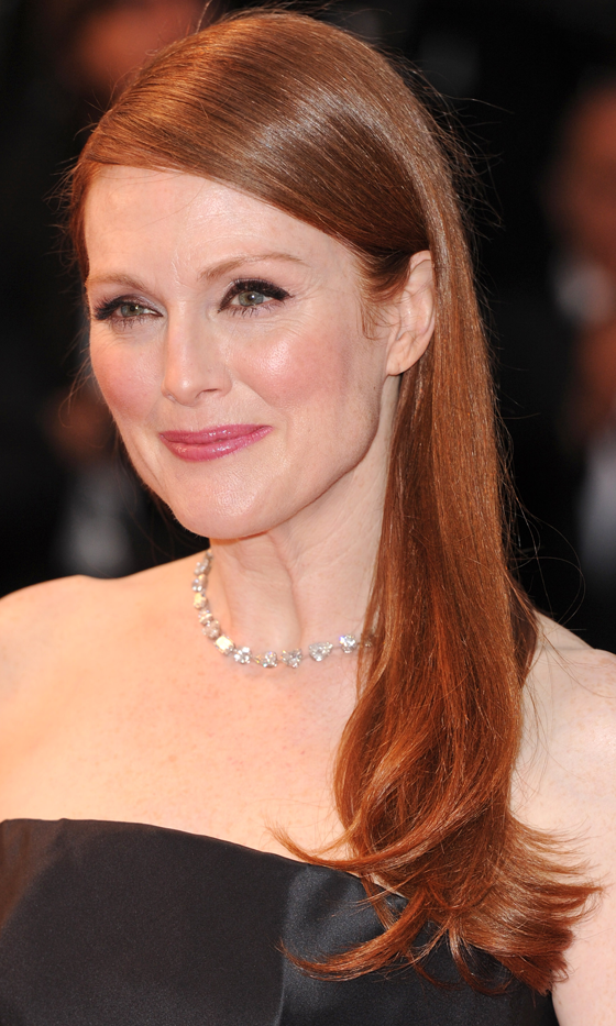 Picture Of red celebrities hairstyles to get some inspiration  10