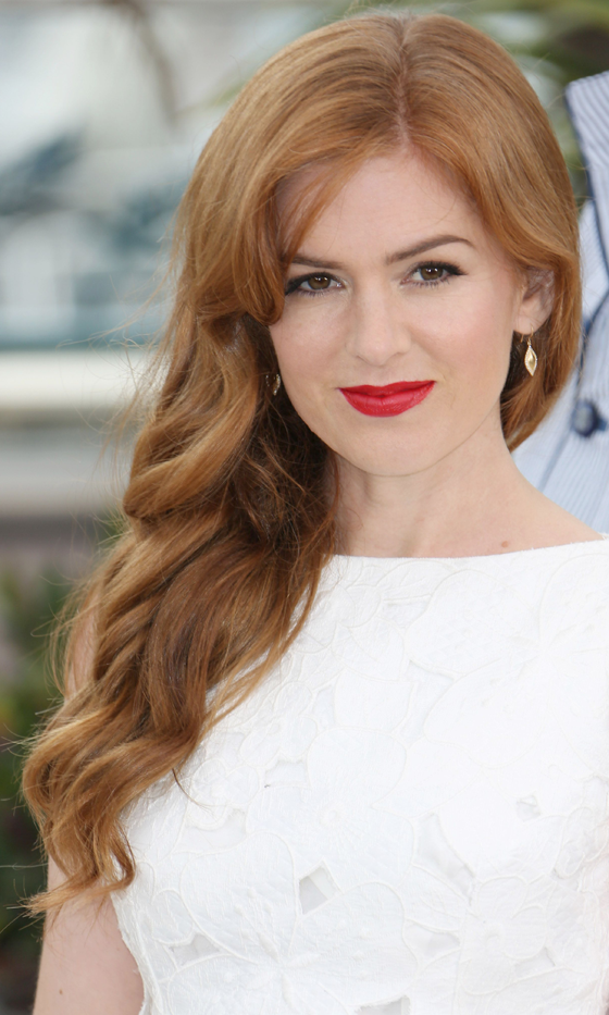 Picture Of red celebrities hairstyles to get some inspiration  11