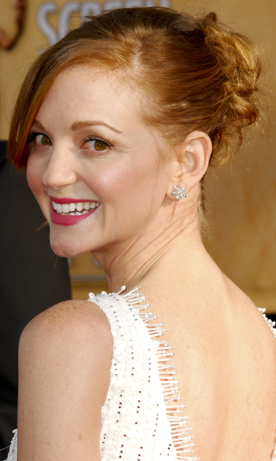 Picture Of red celebrities hairstyles to get some inspiration  12
