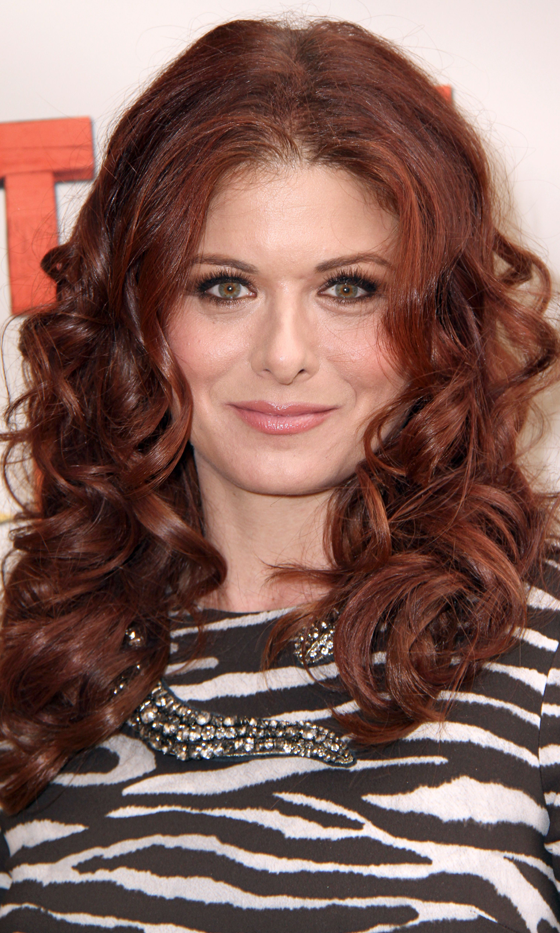 Picture Of red celebrities hairstyles to get some inspiration  14