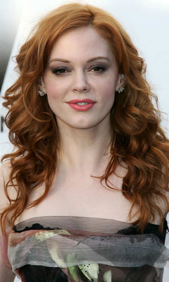 Picture Of red celebrities hairstyles to get some inspiration  20