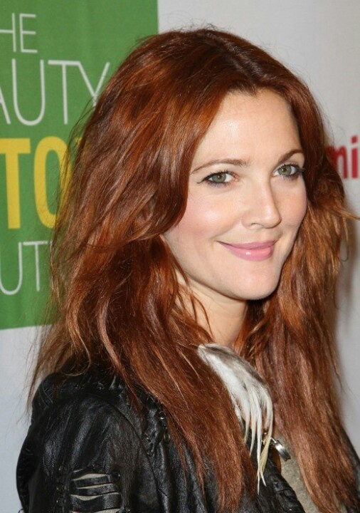 Picture Of red celebrities hairstyles to get some inspiration  26