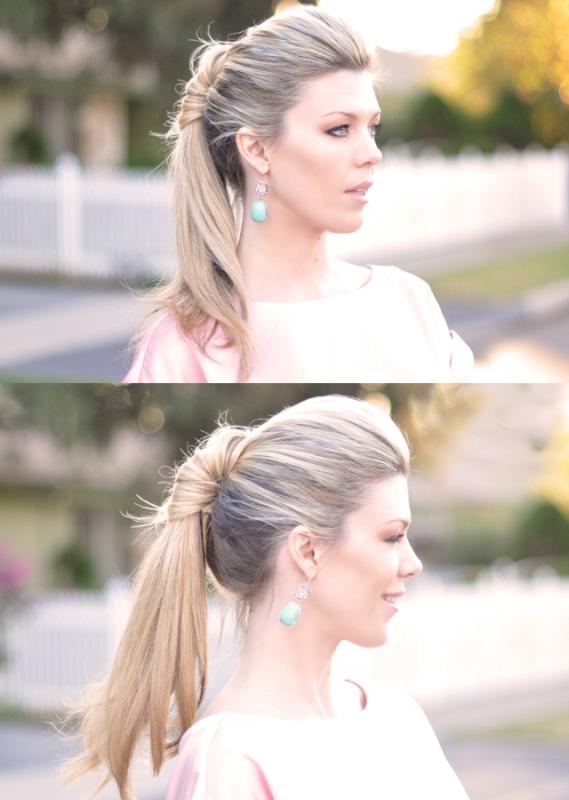 Picture Of chic and pretty christmas hairstyles ideas  18