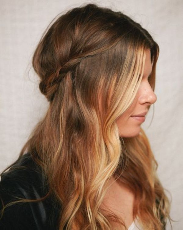 Picture Of chic and pretty christmas hairstyles ideas  30