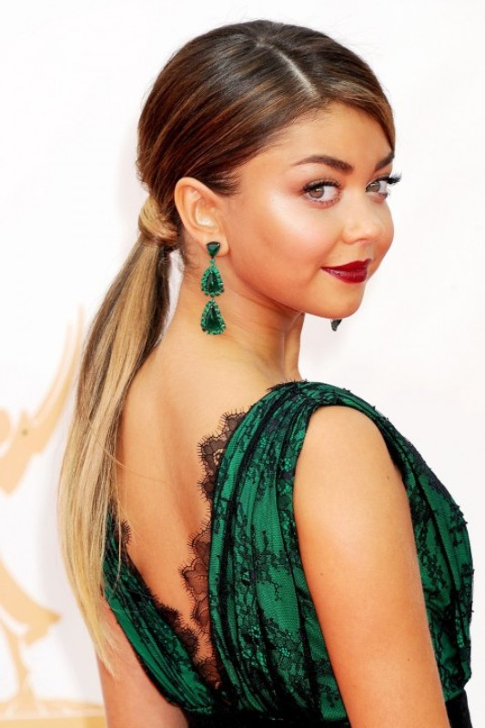 Picture Of chic and pretty christmas hairstyles ideas  31