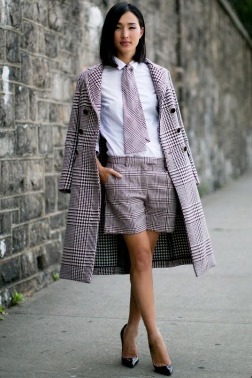 Stylish Ways To Wear Plaid