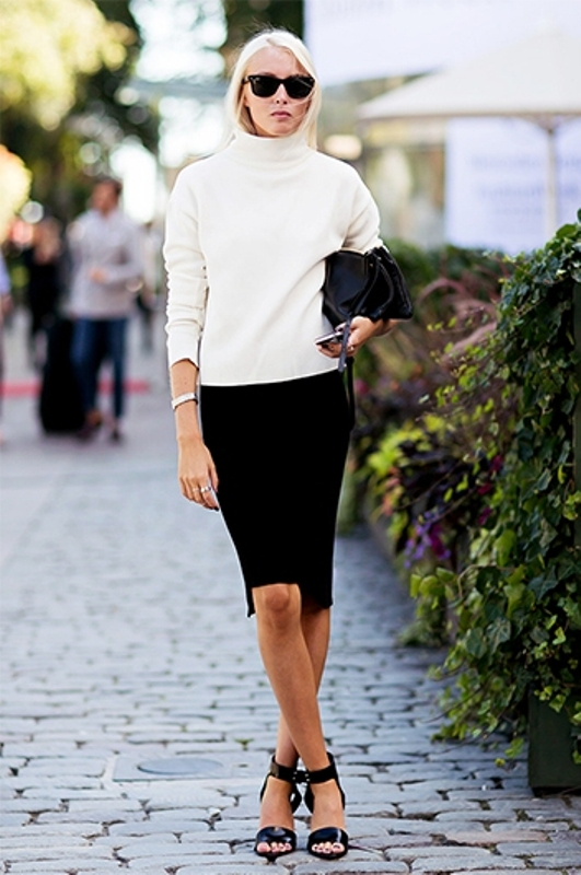 Picture Of fashionable work outfits for women to score a raise  14