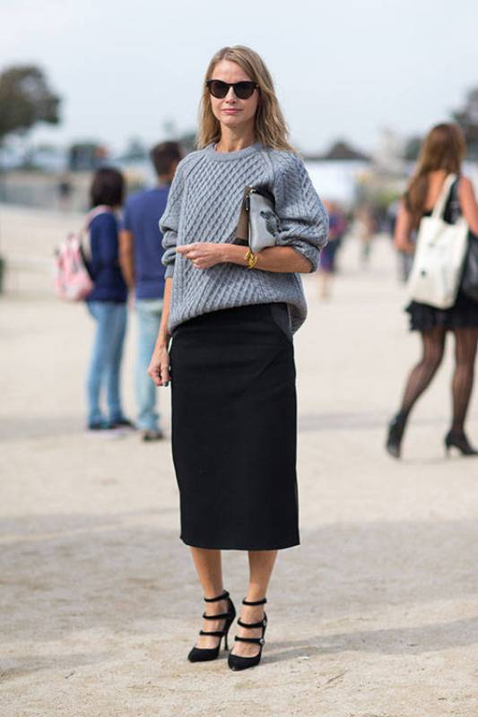 Picture Of fashionable work outfits for women to score a raise  27