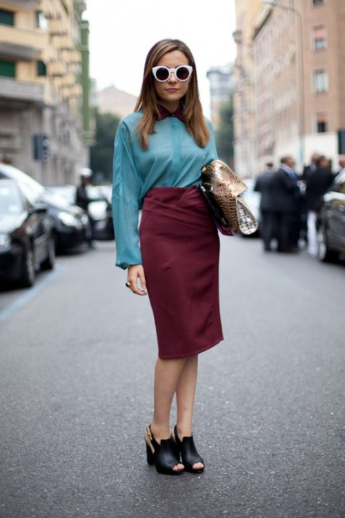 Fashionable Work Outfits For Women To Score A Raise