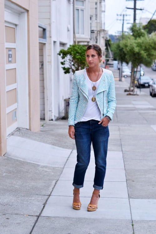 5 Useful Tips To Look Good In Boyfriend Jeans