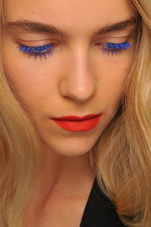 5 Rules To Wear Colored Mascara Right Now