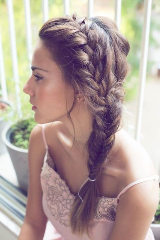Picture Of the most gorgeous prom night hairstyles  14