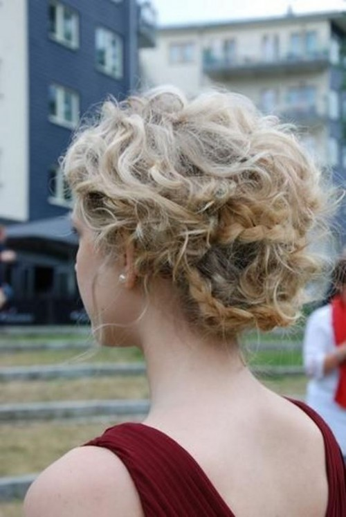 Most Gorgeous Prom Night Hairstyles
