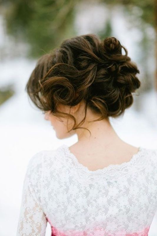 Picture Of the most gorgeous prom night hairstyles  16
