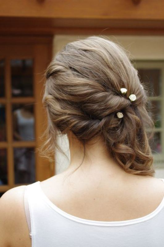 Picture Of the most gorgeous prom night hairstyles  20
