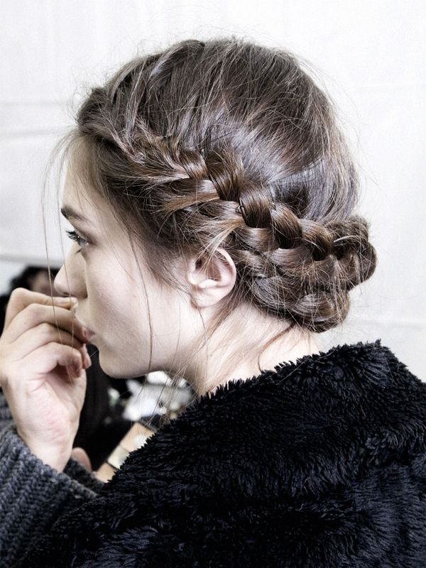 Picture Of the most gorgeous prom night hairstyles  31