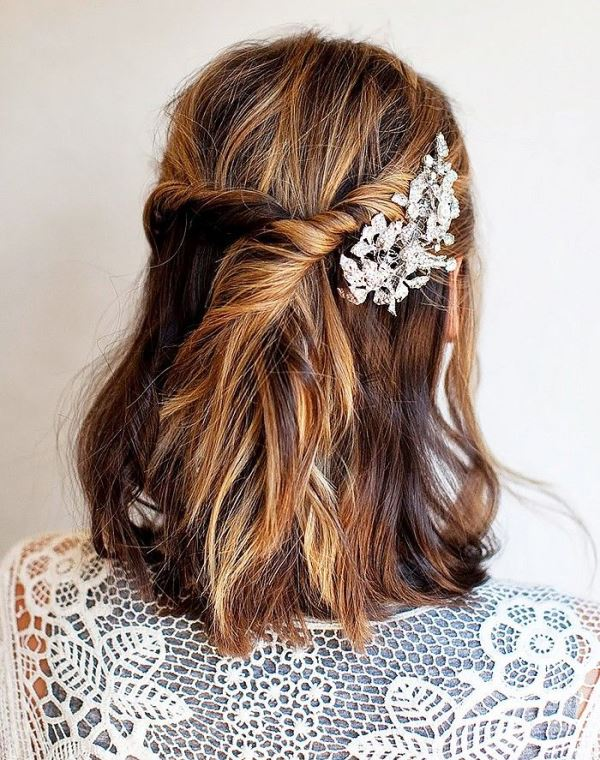 Picture Of the most gorgeous prom night hairstyles  33