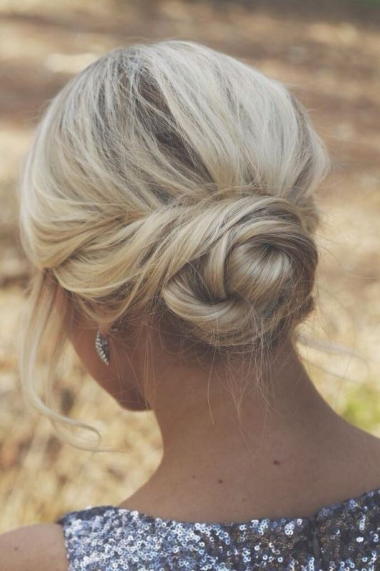 Picture Of the most gorgeous prom night hairstyles  34