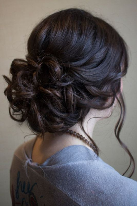 Picture Of the most gorgeous prom night hairstyles  36