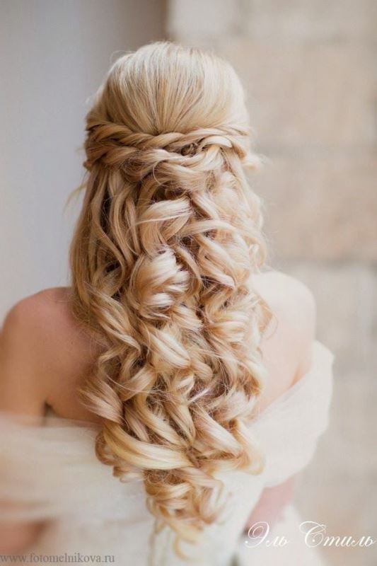 Picture Of the most gorgeous prom night hairstyles  37