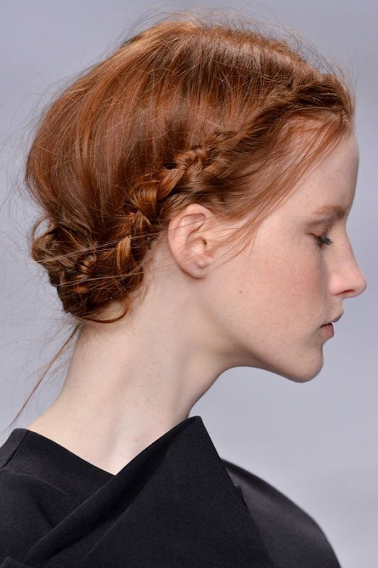 Picture Of the most gorgeous prom night hairstyles  41