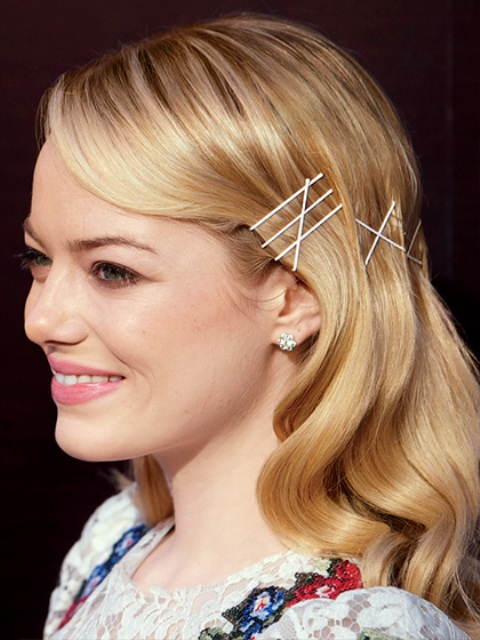 8 Cool Pinned Hairstyles For Every Girl