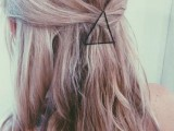 8 Cool Pinned Hairstyles 8