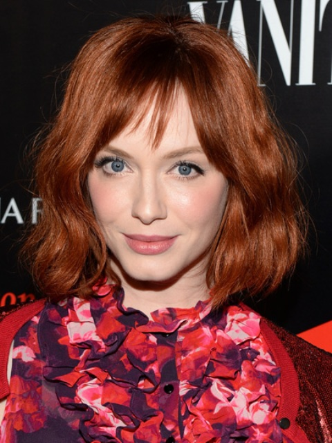 8 Various Red Hair Colors For Every Skin Tone