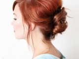 9 Easy-To-Make Updos For Second-Day Hair2