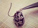 Amazing DIY Tassel Earrings3
