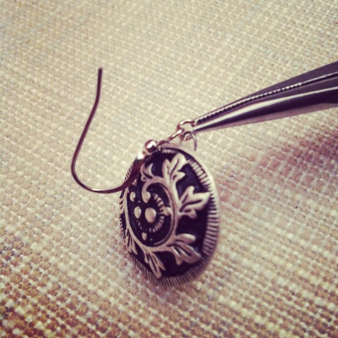 Picture Of Amazing DIY Tassel Earrings 3