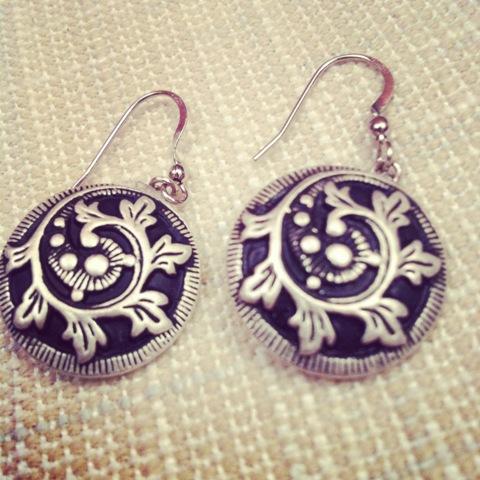 Picture Of Amazing DIY Tassel Earrings 4