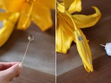 Awesome DIY Beautiful Oversized Floral Brooch5