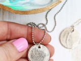 Awesome DIY Silver Jewelry With Metal Clay