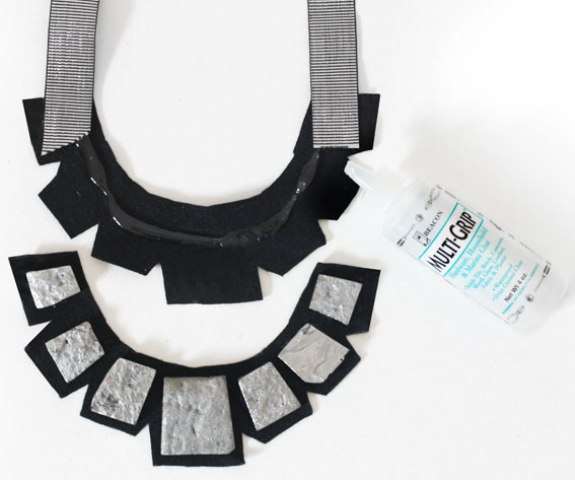 Picture Of Bright DIY A Statement Necklace 6
