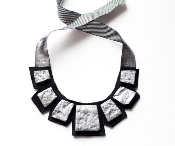 Picture Of Bright DIY A Statement Necklace 7