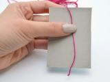 Bright DIY Oversized Tassel Necklace3