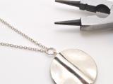 Bright DIY Oversized Tassel Necklace9