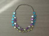 Brilliant DIY Jewelled Necklace