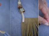 Charm DIY Gucci-Inspired Tassel Belt4