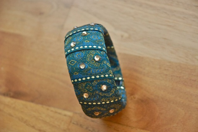 Picture Of Chic DIY Baroque Bangle 3