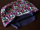 Comfortable DIY Hoop Handled Handbag8