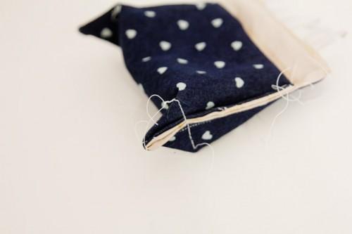 Comfortable DIY Nail Polish Bag