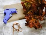 Cool Autumn Idea of DIY Fall Leaf Crown3