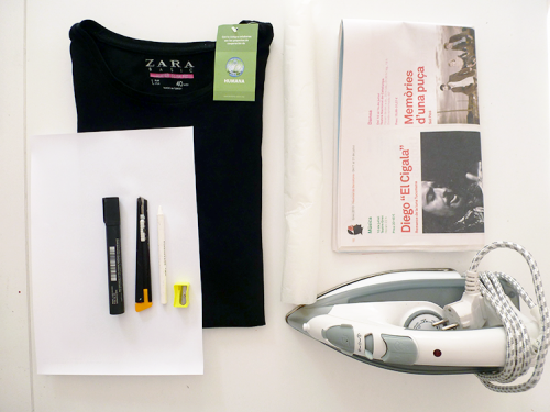 How To Make Crayon Prints On A T Shirt