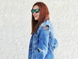 Cool DIY Original Denim Jacket