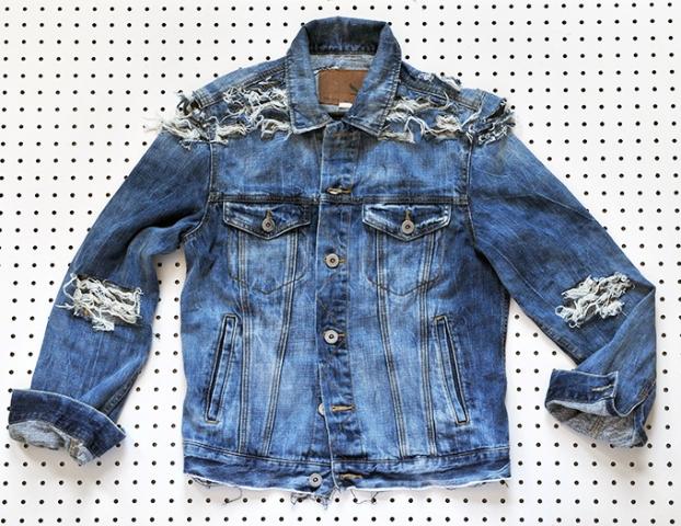 Picture Of Cool DIY Original Denim Jacket 3